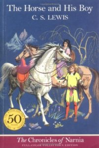 Narnia Vol 3: The Horse And His Boy